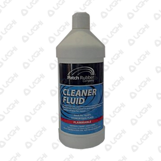 Liquido solvente CLEANER FLUID Patch