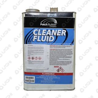 Liquido solvente CLEANER FLUID Patch 3,8 lt.