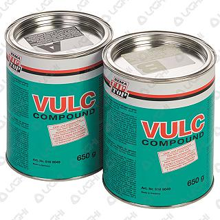 Composto VULC COMPOUND A+B